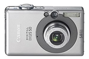Canon Digital IXUS 50