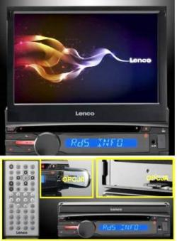 Lenco CS-470