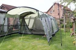 Outwell DeLuxe Green Monterey 5