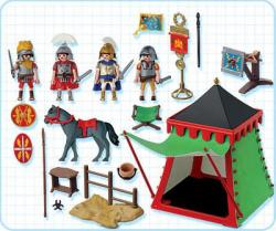 Playmobil set 4273 Romans Römerlager mit