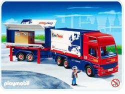 Playmobil set 4323 Traffic LKW mit