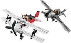 Lego set 7198 Indiana Jones Flucht im