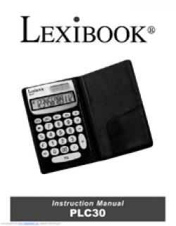 Lexibook PLC30