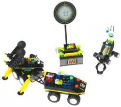 Lego set 6775 Alpha Team Bomb