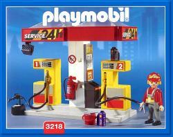 Playmobil set 3218 Traffic