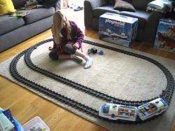 Playmobil set 4016 Train Radio Control